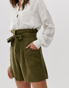 Browse online for the newest Vila linen tie waist short styles. Shop easier with ASOS' multiple payments and return options (Ts&Cs apply). Tie Waist Shorts, Short Styles, Fashion Online, Latest Trends, Asos, Mini Skirts, Online Shopping, Net Shopping