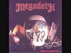 Megadeth Rattlehead Original