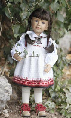 Dolls Sissel Bjorstad Skille