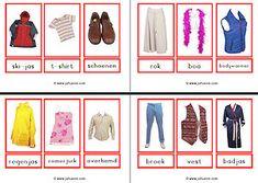 Nieuw thema: kleding » Juf Sanne