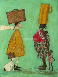 Sam Toft A Meeting of Minds