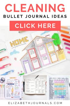 Having a clean house can be daunting. So, in order to clean your home and keep it clean, here are some of the best layouts to help you clean your house!