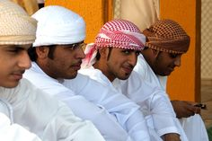 young man in traditional saudi clothing profile - Google Search