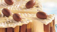 Veľkonočné dobroty: Likérová torta