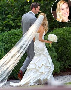 Kristin Cavallari and Chicago Bears Quarterback Jay Cutler got married in front of a small group of friends and family members at the Woodmont Christian Church in Nashville, Tennessee on June 8, 2013.