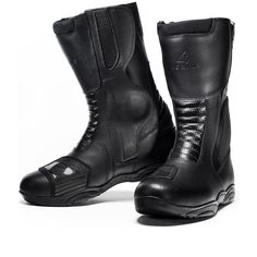 The Agrius Alpha Boots are a great pair of boots if you re looking for low cost and reliability. These boots are troopers as they ll last well even with regular rides, all while keeping your feet comfy and protected.