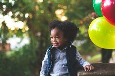 Balloons#curls#afakasi#samoan#curlyhair#birthday#2yearsold#outfit#samoanandblack