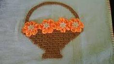 Resultado de imagem para panos de prato com croche