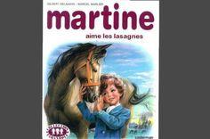 Martine aime les lasagnes  Chaque fois qu'une polémique éclate, «Martine» est toujours l'objet de détournements en tous genres.