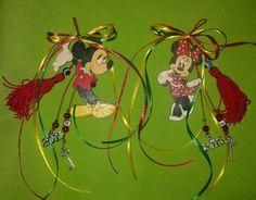 Χειροτεχνημα - Handmade Christmas Ornaments, Holiday Decor, Home Decor, Christmas Ornament, Interior Design, Home Interior Design, Christmas Topiary, Home Decoration, Decoration Home
