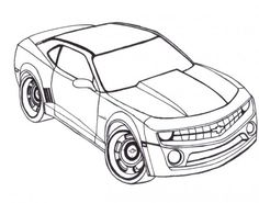 Camaro Race Cars Coloring Pages Race Car Coloring Pages, Bee Coloring Pages, Car Drawing Easy, Superhero Coloring, Flag Colors, Car Drawings, Color Activities, Chevy Camaro, Dodge Charger