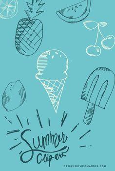 Tasty Summer Clip Ar