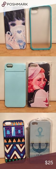 Lot of 15 iPhone 5 Cases/Covers Perfect for resale. At least 4 Free gifts will be included. Lot of 15 iPhone 5 Cases/Covers Plus Free gifts. Accessories Phone Cases