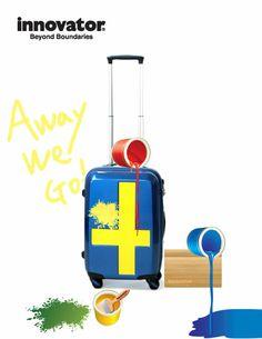 innovator suitcase By TRIO Corporation