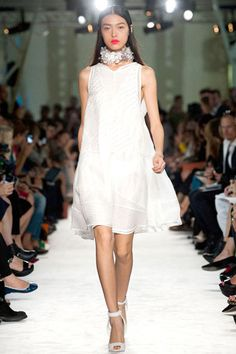 The Spring 2013 Runway Report - White Hot - Missoni