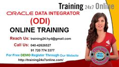 ODI ONLINE TRAINING @ Training24x7online  http://www.training24x7online.com/courses/oracle-applications/oracle-data-integrator-online-training.html  Reach us : +91 720 774 3377 / training24.hyd@gmail.com  #Training24x7online is an excellent #Online #Portal.We are providing online training on #Oracle #Data #Integrator(#ODI).Our #trainers have vast #experience in this field and they are highly qualified #Software #Professional with dedication towards training for #ODI.