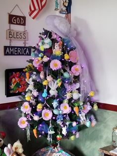 Easter tree 2017