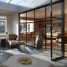 interior bifold doors house - Google Search