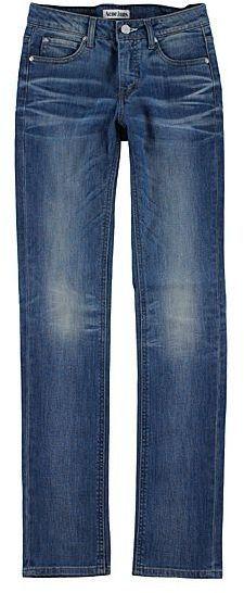 Acne Jeans Hex Break Jeans on shopstyle.com