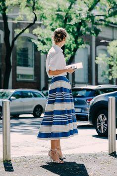 Street Looks at Milan Fashion Week Spring/Summer 2016