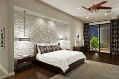 Dormitorio Loft - contemporáneo - Dormitorio - Diseños Kia - Londres