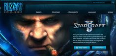 You will find some truly fantastic websites for finding web design inspiration. Starcraft, Web Design Inspiration, Gaming Websites, Entertaining, Games, Gaming, Funny, Plays, Game