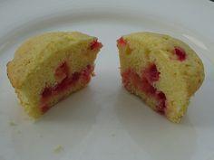 Johannisbeer - Joghurt Muffins 1