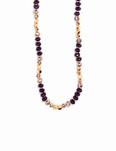 Colorblock Bead Necklace from THELIMITED.com #TheLimited