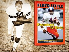 How Floyd Little Decided To Play Football At Syracuse: The Non-Hollywood Version  #Syracuse #football #books