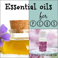 A list of EOs for different PCOS issues, good blog