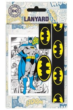 DC Comics Batman Lanyard