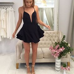 Get ready for Saturday night in the @shonajoy2026 Plunged Mini Skater Dress $260 In store & online at Lookbook | RG via @cocoandlola Shop online and get FREE SHIPPING! #shonajoy #Lookbook #lookbookboutique #onlineshopping #online #freeshipping #lookbookboutique #partydress #minidress#alburyboutique #style #blogger