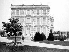 Palacios antiguos en Paseo Castellana MADRID