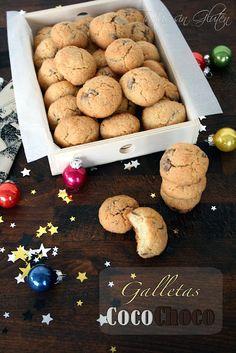 Tartas sin Gluten .....365 dias sin gluten: Galletas CocoChoco