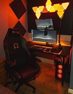 My 2019 Battle Station Setup. My 2019 Battle Station Setup. Computer Gaming Room, Best Gaming Setup, Computer Desk Setup, Gamer Setup, Gaming Room Setup, Gaming Rooms, Computer Technology, Pc Setup, Theme Design