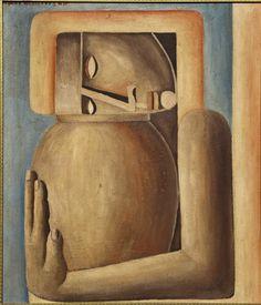 Vasija de barro  de Jane Millares.