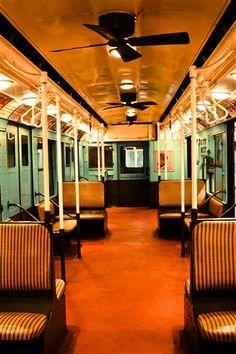 "Rebecca Plotnick's old school ""New York City Subway"""