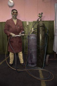 Bill Jackson - Potterton welder - Galerie Sakura