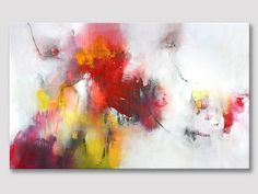 5163efdc805c12 Original XXL abstract UNSTRETCHED painting