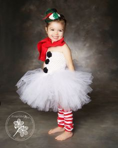 Christmas Tutu Dress..RedTutu Dress.. Red Tutu... por TrendyBambini, $60.00