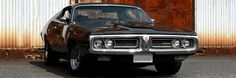 1973 Dodge Charger.  Loved driving that car!