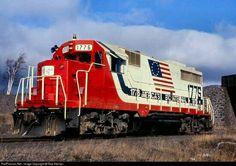 Cool train..