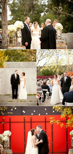 Woodinville Wedding at Novelty Hill Januik Winery by Angela & Evan Photography | The Wedding Story