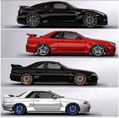GT-R Evolution