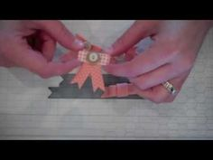 SAF 2012: Handmade Felt Ribbon Embellishments