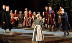 The Crucible at Regents Park 2010, amazingly atmospheric