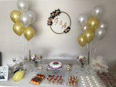 - Home Decoration Ideas Engagement Decorations, Wedding Decorations, Table Decorations, Wedding Engagement, Diy Wedding, Graduation Party Decor, Rustic Decor, Diy Home Decor, Cake Decorating