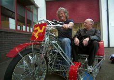 The Mechano Motorbike