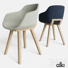 KUSKOA BI | Upholstered chair