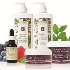 Organic Facial with Eminence Organics: at Alesandra Spa   Alesandra Salon & Spa Boynton Beach